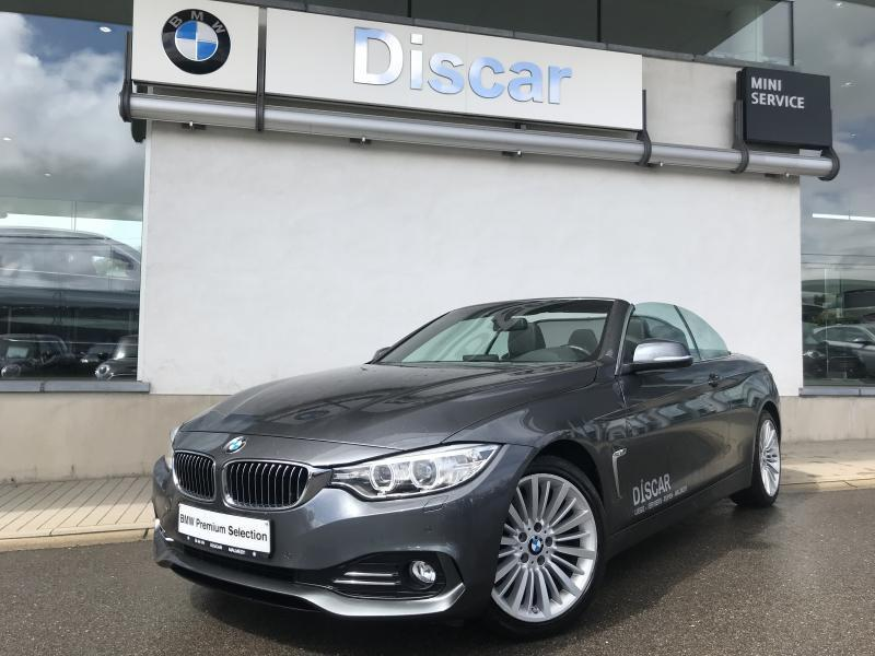 bmw 420d cabrio luxury line discar verviers. Black Bedroom Furniture Sets. Home Design Ideas