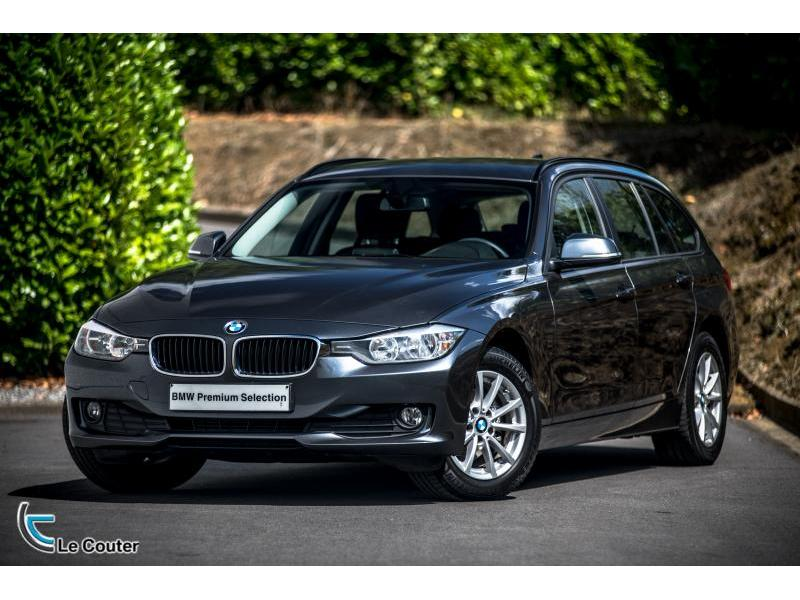 bmw 318d xdrive touring le couter. Black Bedroom Furniture Sets. Home Design Ideas