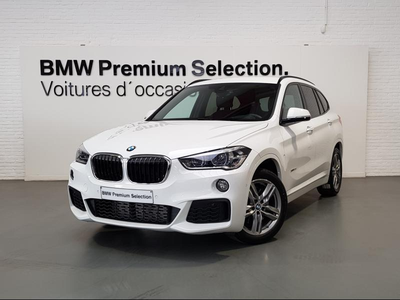 bmw x1 xdrive20i kit m sport bmw brussels centre d 39 occasions. Black Bedroom Furniture Sets. Home Design Ideas