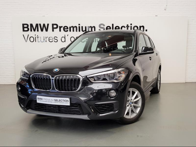 bmw x1 sdrive18i bmw brussels centre d 39 occasions. Black Bedroom Furniture Sets. Home Design Ideas