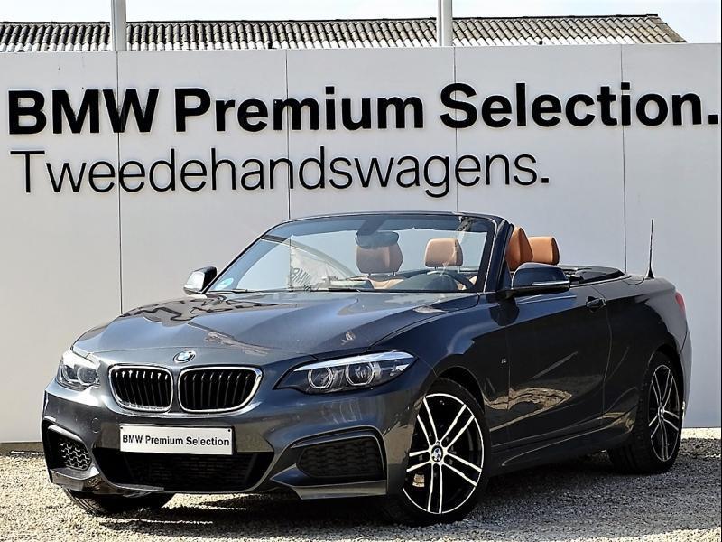 bmw 218i cabrio m sportpakket meerschman ninove. Black Bedroom Furniture Sets. Home Design Ideas